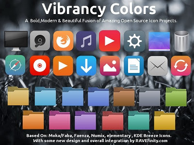 Vibrancy Colors