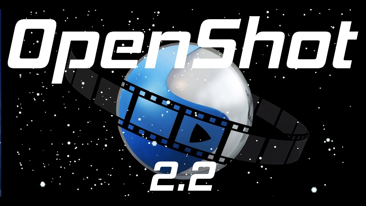 Openshot 2.2 video editing for linux